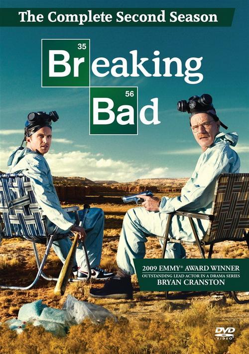 Во все тяжкие / Breaking Bad 2 сезон смотреть онлайн